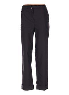 Pantalon casual violet DECA pour femme