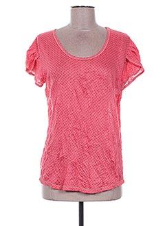 Produit-T-shirts-Femme-CLAUDE DE SAIVRE