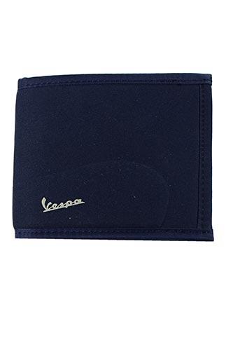 Portefeuille bleu VESPA pour unisexe