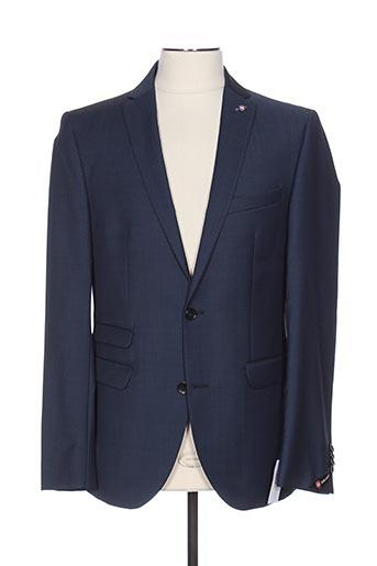 Veste chic / Blazer bleu CLUB OF GENTS pour homme