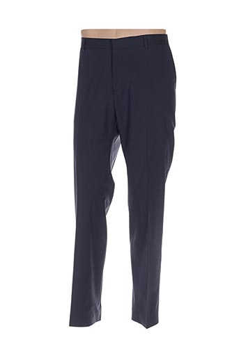 Pantalon chic bleu BENVENUTO pour homme