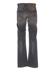 Jeans coupe droite gris MCS pour homme seconde vue
