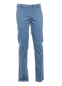Pantalon casual bleu MMX pour homme