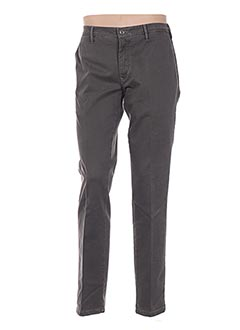 Pantalon chic marron MMX pour homme