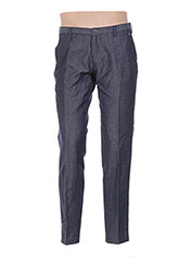 Pantalon chic bleu CLUB OF GENTS pour homme seconde vue