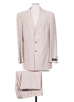 Veste/pantalon beige DIGEL pour homme