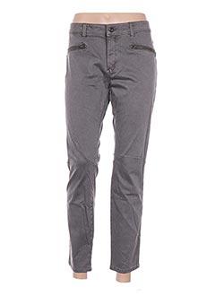 Pantalon 7/8 marron EDC BY ESPRIT pour femme