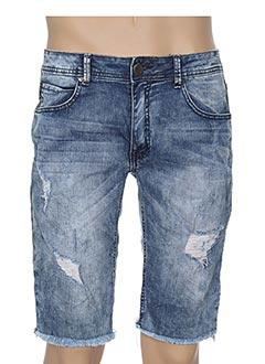 Produit-Shorts / Bermudas-Homme-LEEYO JEANS