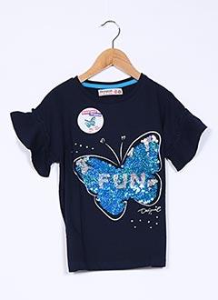 Produit-T-shirts-Fille-DESIGUAL