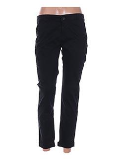 Pantalon casual noir HARRIS WILSON pour femme