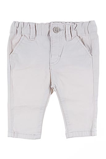 Pantalon casual beige MAYORAL pour garçon
