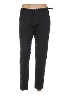 Pantalon 7/8 vert SCOTCH & SODA pour femme