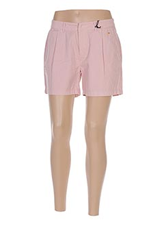 Produit-Shorts / Bermudas-Femme-MUSTO
