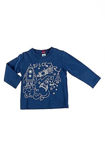 T-shirt manches longues bleu TUC TUC pour garçon