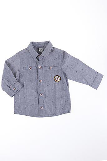 Chemise manches longues gris TUC TUC pour garçon