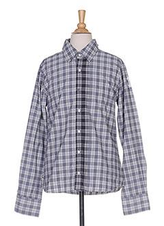 Chemise manches longues gris IKKS pour garçon