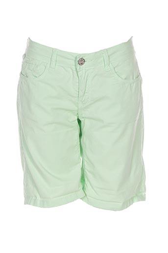 Bermuda vert CHIPIE pour fille