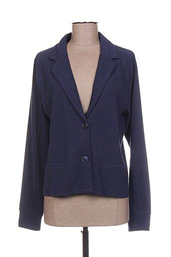 Veste chic / Blazer bleu IMITZ pour femme