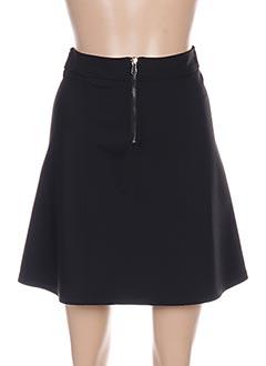 Jupe courte noir ZAPA pour femme