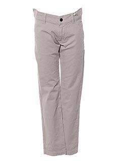 Pantalon casual beige AMERICAN OUTFITTERS pour garçon