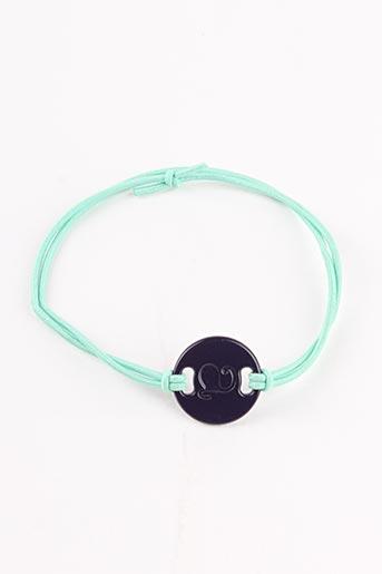 Bracelet bleu ARISTOCRAZY pour femme