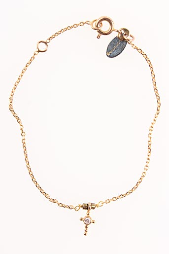 Bracelet jaune BY JOHANNE pour femme