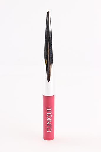 Maquillage rose CLINIQUE pour femme