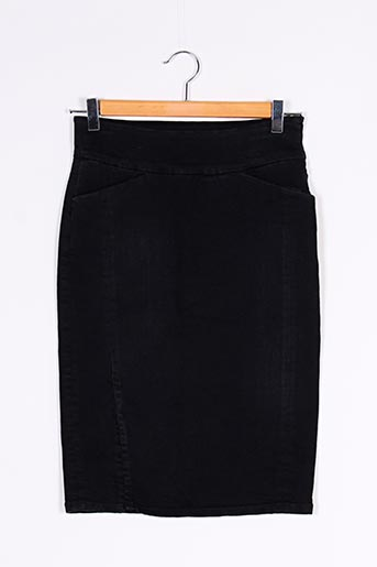 Jupe mi-longue noir CLOSED pour femme
