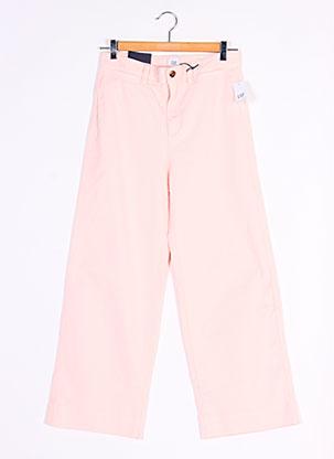 Jeans coupe large rose GAP pour femme