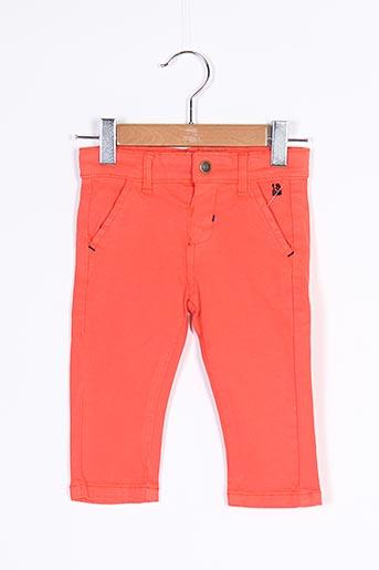 Pantalon chic orange WEEK END A LA MER pour garçon