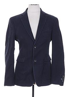 Veste chic / Blazer bleu MC GREGOR pour homme