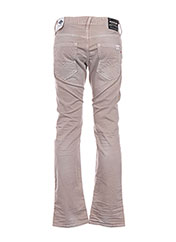 Jeans coupe droite beige REPLAY pour homme seconde vue