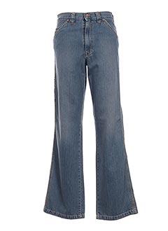 Jeans coupe droite bleu QUIKSILVER pour homme