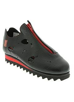 Bottines/Boots noir CLAMP pour femme