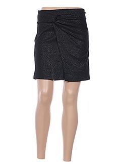 Jupe courte noir VILA pour femme