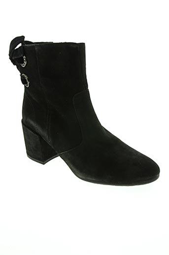Bottines/Boots noir ALPE pour femme