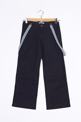 Pantalon casual bleu BELLEROSE pour garçon