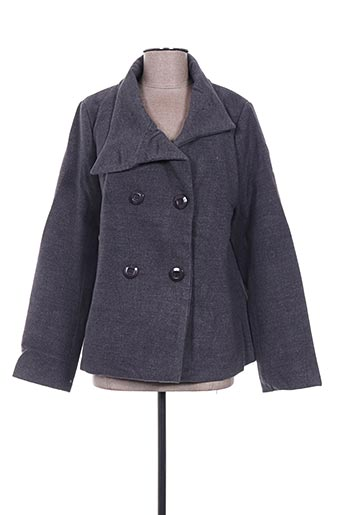 Veste casual gris FRANSTYLE pour femme