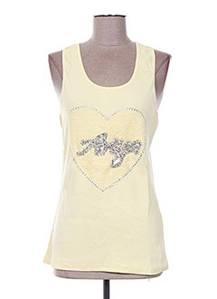 Produit-T-shirts-Femme-YOUNG DISTRICT