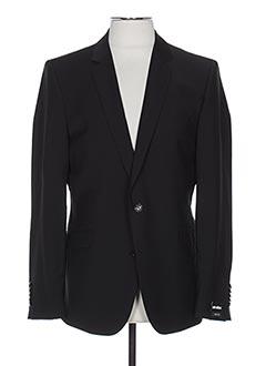 Veste casual noir STRELLSON pour homme