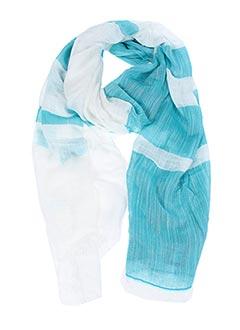 Foulard bleu LUIGI TOSCHI pour homme