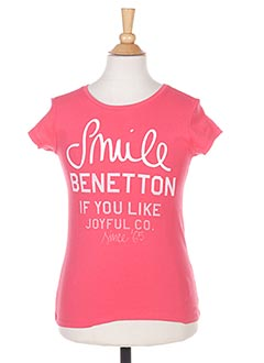 Produit-T-shirts-Fille-BENETTON