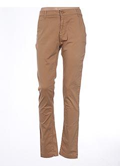 Pantalon casual marron HARRIS WILSON pour femme