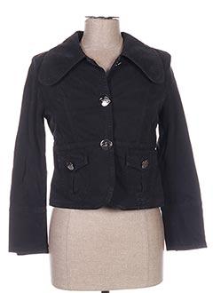 Veste casual noir GUESS JEANS pour femme