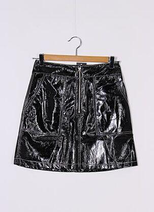 Mini-jupe noir EIGHT PARIS pour femme