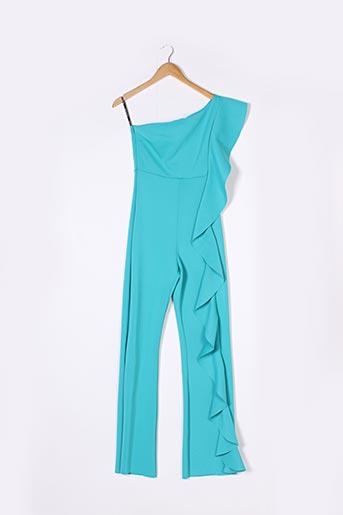 Combi-pantalon bleu MARCIANO pour femme
