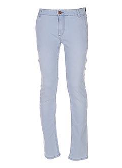 Jeans coupe slim bleu CELIO pour homme