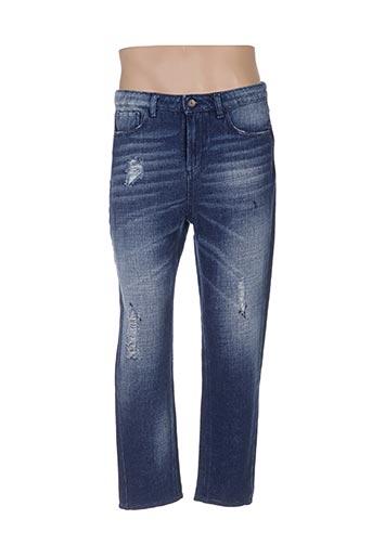 Jeans boyfriend bleu BENETTON pour homme