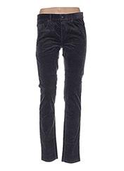 Pantalon casual gris BENETTON pour femme seconde vue