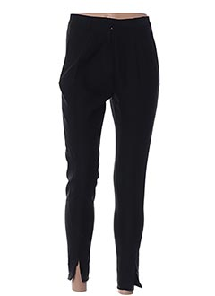 Pantalon 7/8 noir ATTIC AND BARN pour femme